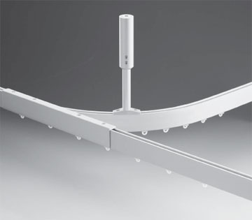 Hospital Screens and Curtain Track Systems from Neylor