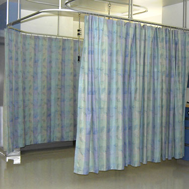 image result for hospital curtain tracks canada